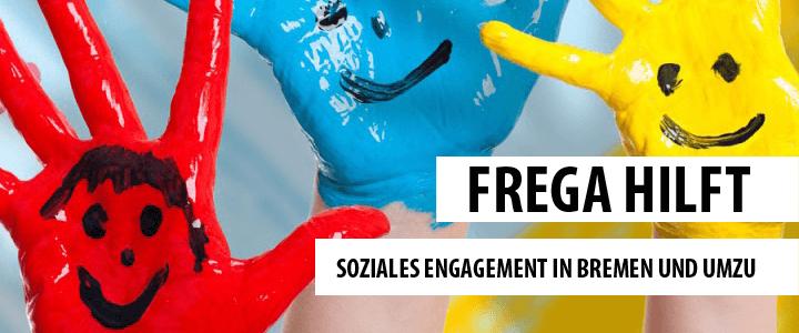 S.A. Frega - Über uns - Soziales Engagement