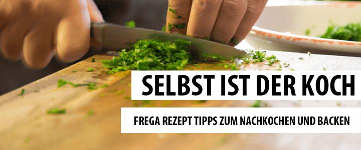 S.A. Frega - Rezepte