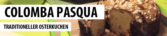 S.A. Frega - Rezepte - Colomba Pasqua