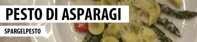 S.A. Frega - Rezepte - Spargelpesto