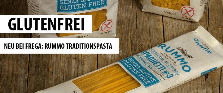 Pasta Rummo - Glutenfrei