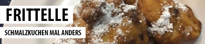 S.A. Frega - Rezepte - Frittelle