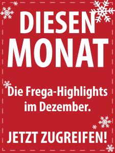 Dezember 2017 - Italienische Feinkost von S.A. Frega im Monatsangebot